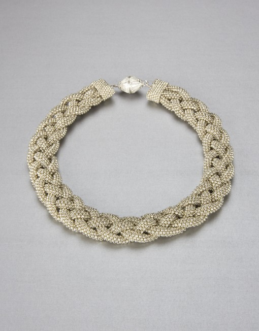Classic Braided Necklace